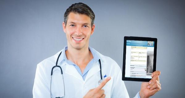 Electronic Health Record DriCloud