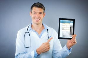 software medico en la nube