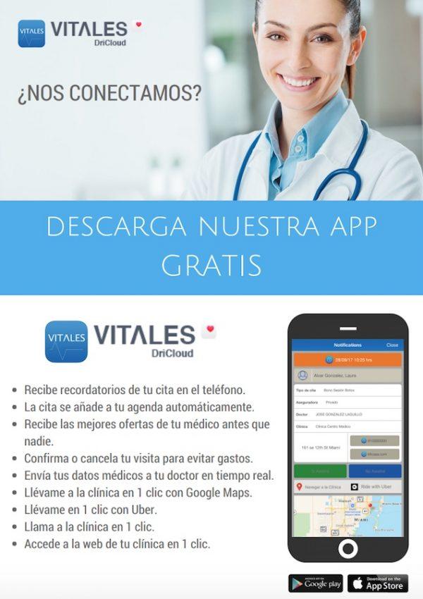 Vitales app