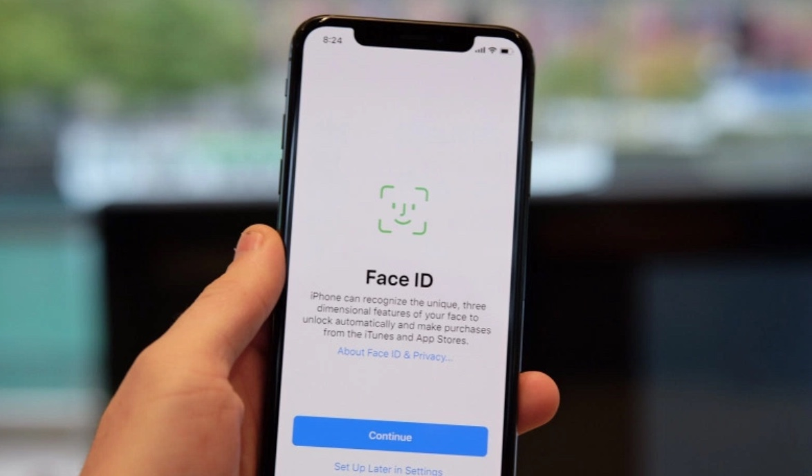FaceID en DriCloud