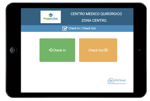 Check in Pacientes