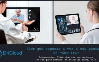 Software Telemedicina Videoconsultas